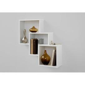 image-Wall shelf Symple Stuff Colour: White