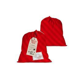 image-Personalised Naughty Express Delivery Santa Sack
