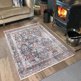 image-Grey Terra Traditional Rug - Mystic