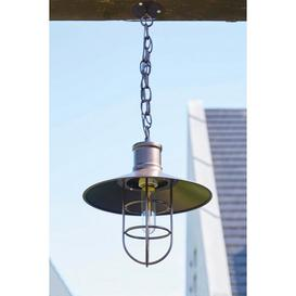 image-Solar Caledon Hanging Porch Light