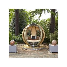 image-Farmer's Cottage Rotating Seated Garden Pod