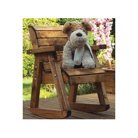 image-Charles Taylor Little Children Rocker Garden Chair