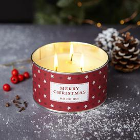 image-Noel Merry Christmas Scented Jar Candle The Country Candle Company