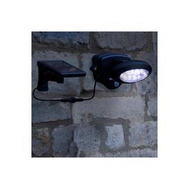 image-Solar PIR Wall Spotlight
