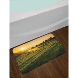 image-Vahrij Rectangle Bath Mat Brayden Studio