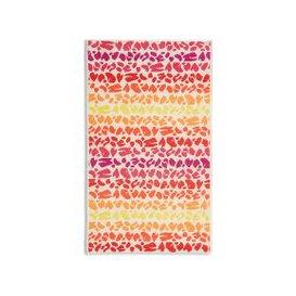 image-Cotton Leopard Print Beach Towel