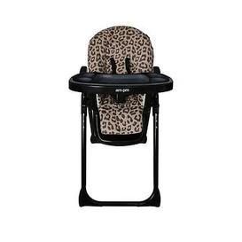 image-Christina Milian Ampm Leopard Premium Highchair