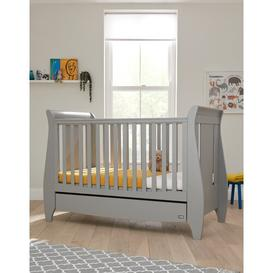 image-Lucas Cot Bed Tutti Bambini Colour: Cool Grey