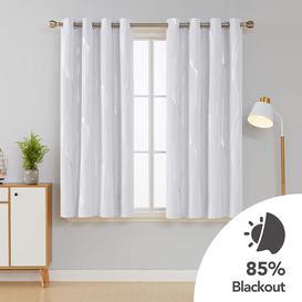 image-Malani Super Soft Eyelet Blackout Thermal Curtains