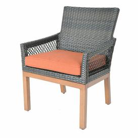 image-Dining Chair with Cushion