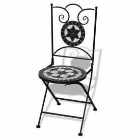 image-Berrier Folding Garden Chair Dakota Fields