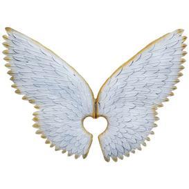 image-Angel Wings Metal Wall Décor