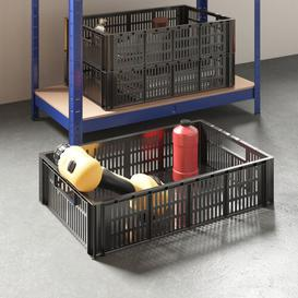 image-Plastic Organiser Box IRIS