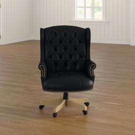 image-Apfel Executive Chair Three Posts