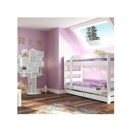 image-Mathy By Bols Dominique 149 Bunk Bed  - Mathy Moss Grey