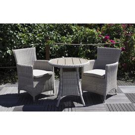 image-Swindon 2 Seater Bistro Set with Cushions Sol 72 Outdoor