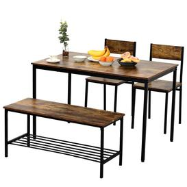 image-Mcginley 4 - Person Dining Set