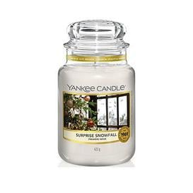 image-Yankee Candle Christmas Morning Collection &Ndash Surprise Snowfall Classic Large Jar Candle