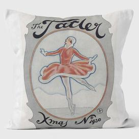 image-Tatler Christmas Cushion We Love Cushions