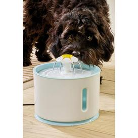 image-Pet Drinking Water Fountain 2.4L