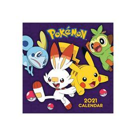 image-Pokemon Square Calendar 2021