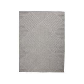 image-Cozumel Stripe Indoor Outdoor Rug Cozumel Stripe Grey