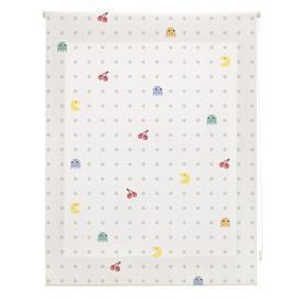 image-Childhood Pacman Sheer Roller Blind Ebern Designs Size: 150cm W x 250cm L