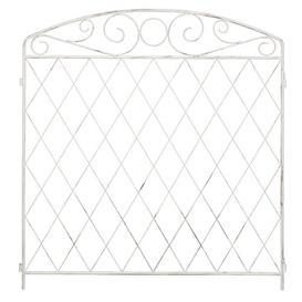 image-Normanhurst 3' x 3' (0.96m x 0.96m) Lattice/Trellis Fence Panel (Set of 3) Sol 72 Outdoor