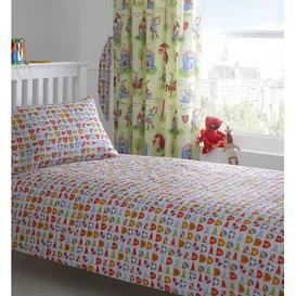 image-Knights and Dragons Toddler Bedding Set Harwoods
