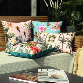 image-Butterflies Outdoor Cushion with Filling