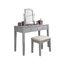 image-Hattie Dressing Table Set Grey