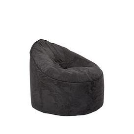 image-Kaikoo Faux Suede Chill Chair