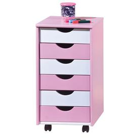 image-Rose 6 Drawer Chest Just Kids