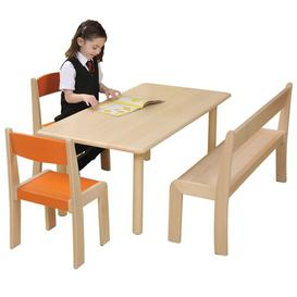 image-Higgenbotham Children's Play/Arts and Crafts Table Isabelle & Max Size/Age Suitability: 4-6 years