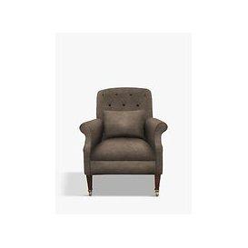 image-Tetrad Flynn Leather Armchair