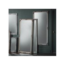 image-Gallery Direct Fiennes Rectangular Leaner Mirror - Champagne 70cm x 160cm