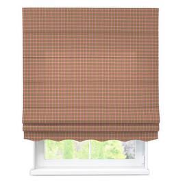 image-Bristol Blackout Roman Blind Dekoria Size: 170cm L x 160cm W, Colour: Light brown/Pink