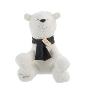 image-Harvey Polar Bear Figurine Happy Larry