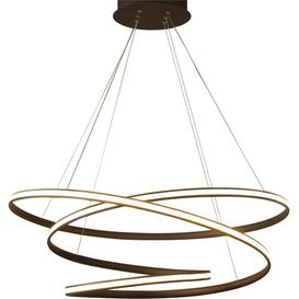 image-Cyra 1-Light LED Novelty Pendant Wade Logan