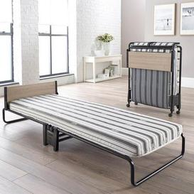 image-Revolution Folding Bed Set Black