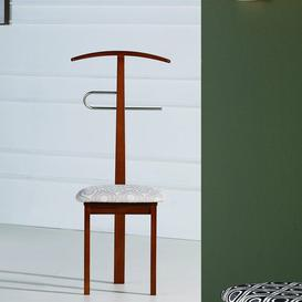 image-Erich Valet Stand Rosalind Wheeler Colour: Cherry