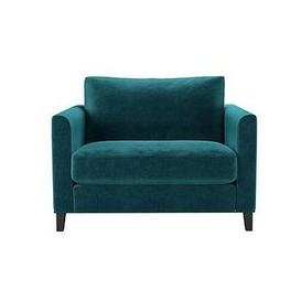 image-Sofa.Com Izzy Fabric  Loveseat