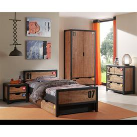 image-Bright 4 Piece Bedroom Set Isabelle & Max