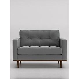 image-Swoon Berlin Fabric Love Seat