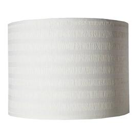 image-30.5cm Fabric Drum Lamp Shade Lily Manor