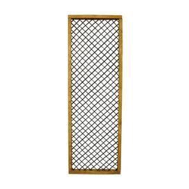 image-Mariam Wood Lattice Panel Trellis (Set of 3) Sol 72 Outdoor