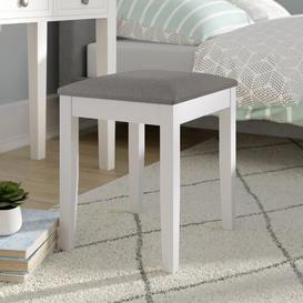 image-Dressing Table Stool Brambly Cottage