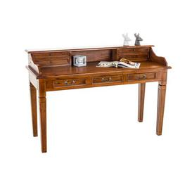 image-Seten Secretary Desk Ophelia & Co. Colour: Brown