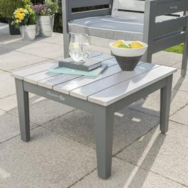image-Osier Teak Coffee Table Sol 72 Outdoor Finish: Grey