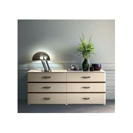 image-Camel Altea Italian 6 Drawer Chest